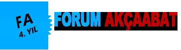 Forum Akçaabat - Genel İçerik Paylaşım Merkezi.